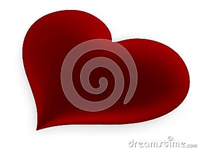 I love you 3d heart