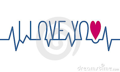 I Love You Heartbeat