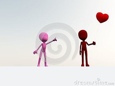 I Love Your Balloon