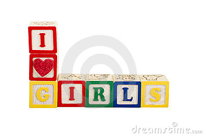 I luv girls