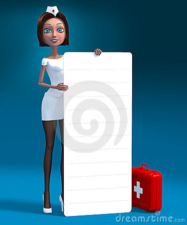 I m a doctor (with white board)