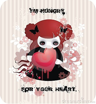 Free I M Hungry For Your Heart Stock Photos - 4782563