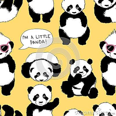 I m a little panda