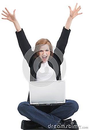 I m online!