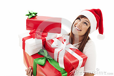 I ve got a lot of gifts!