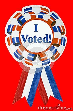 I voted ribbon