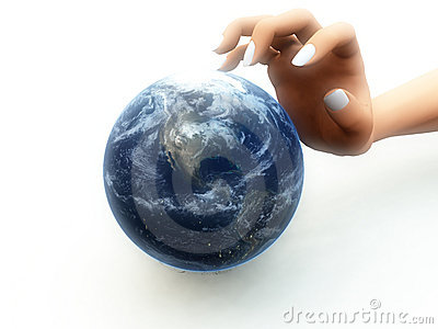 I Want The World