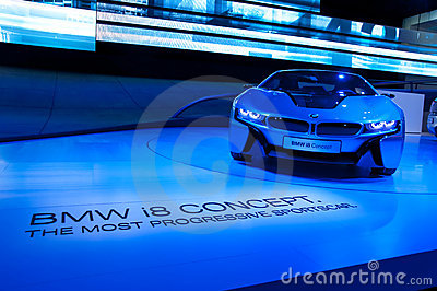 IAA Frankfurt 2011 Editorial Photo