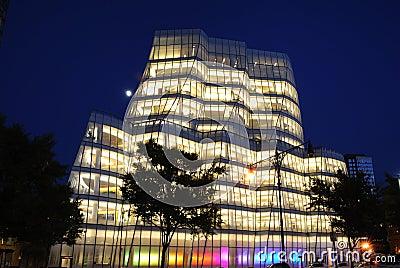 IAC Building Editorial Image