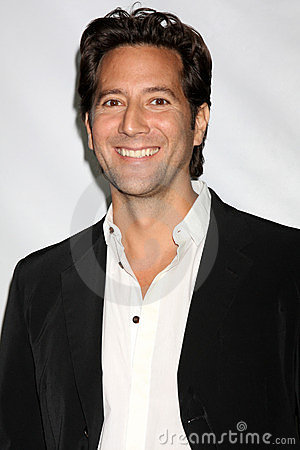 Ian Cusick, AKA Henry Ian Cusick arrives at the ABC TCA Party Winter 2012 Editorial Photography