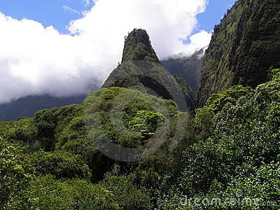 Iao Needle mountain