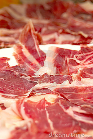 Iberian pig s ham