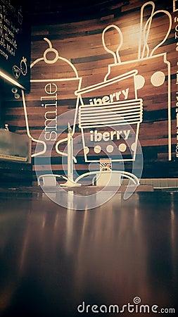 iberry icecream shop