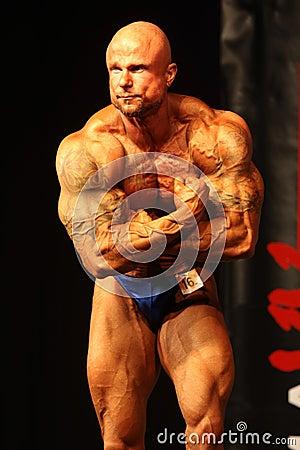 IBFF Bodybuilding world championship Editorial Image