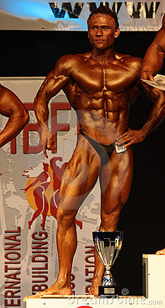 IBFF Bodybuilding world championship Editorial Photography