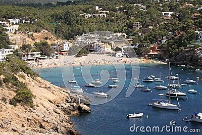 Ibiza пляжа