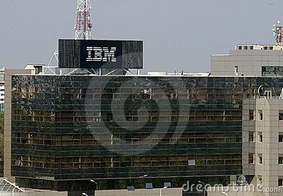IBM Branch Editorial Photography