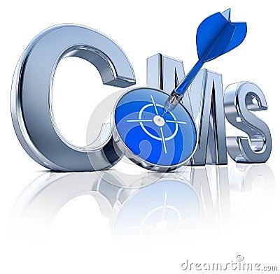Icône de CMS
