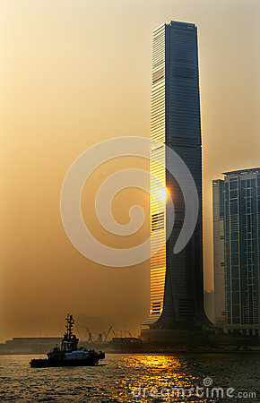 ICC Building Hong Kong