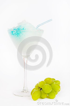Ice Alcohol Drink