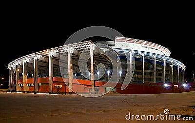 Ice Arena (sport palace)