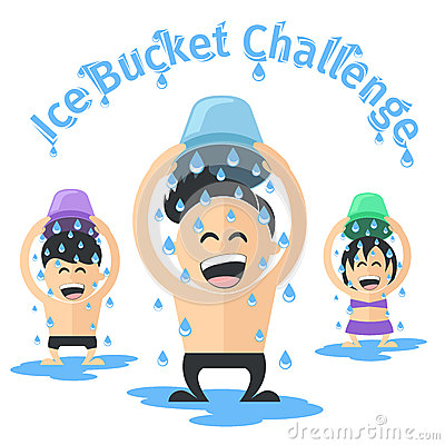 The Success of the Ice-Bucket Challenge