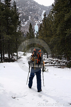 Ice Climber - Montana
