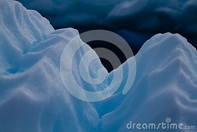 Ice Close Up