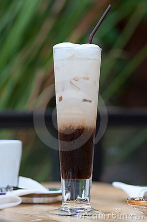 Free Ice Coffee Royalty Free Stock Photography - 24039417