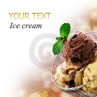 Free Ice Cream Stock Photo - 18543550
