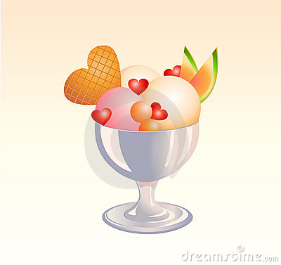Ice Cream Stock Images - Image: 7134704