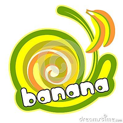 Free Ice Cream Banana Royalty Free Stock Photo - 23320005