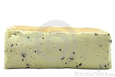 Ice cream block
