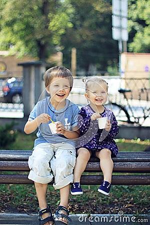 Ice-cream on a Sunday