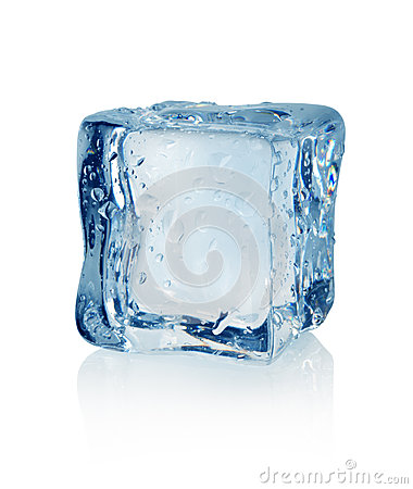 Free Ice Cube Stock Photography - 24734342