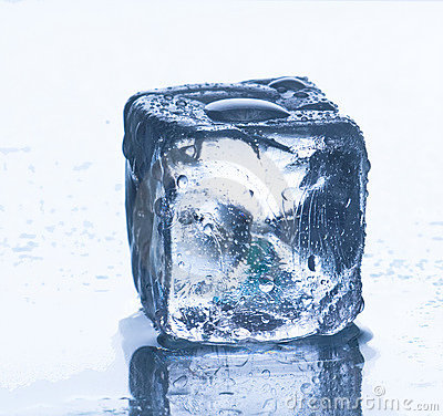 Free Ice Cube Stock Images - 9804064