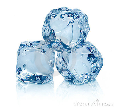 Free Ice Cubes Royalty Free Stock Photography - 15049317