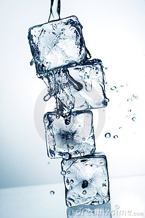 Free Ice Cubes Royalty Free Stock Photo - 19720905