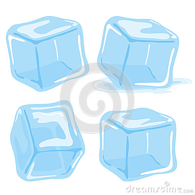 Free Ice Cubes Royalty Free Stock Photo - 48003205