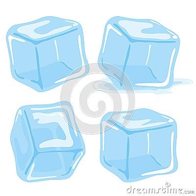 Free Ice Cubes Royalty Free Stock Photo - 48003205