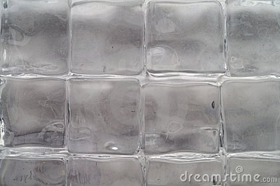 Ice cubes background 1
