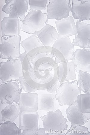 Free Ice Cubes Full Frame Royalty Free Stock Photography - 104792497