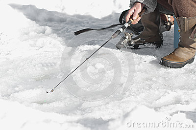 Ice fishing II
