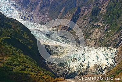 Ice-flow
