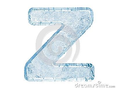 Ice font