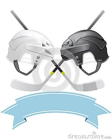 Ice Hockey emblem