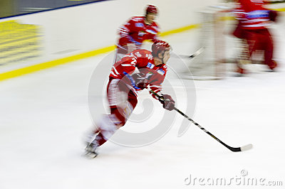 Ice Hockey Italian Premier League Editorial Stock Image