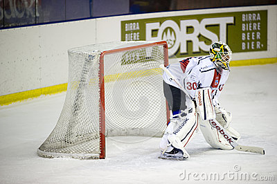 Ice Hockey Italian Premier League Editorial Photography