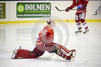 Ice Hockey Italian Premier League Editorial Stock Photo