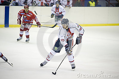Ice Hockey Italian Premier League Editorial Photo